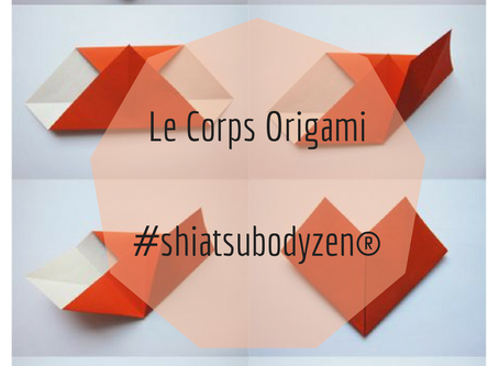 Le corps Origami