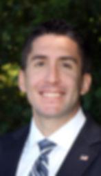 Assemblyman Ryan Peters heashot
