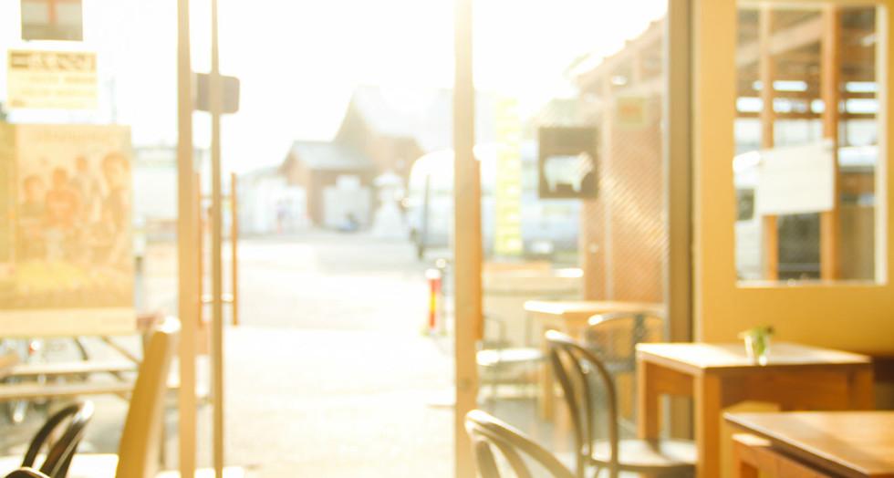 カフェトップ写真