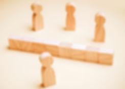 The concept of misunderstanding a barrie