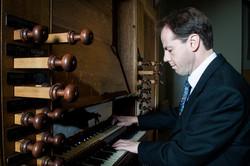 David Goode, Flentrop Organ