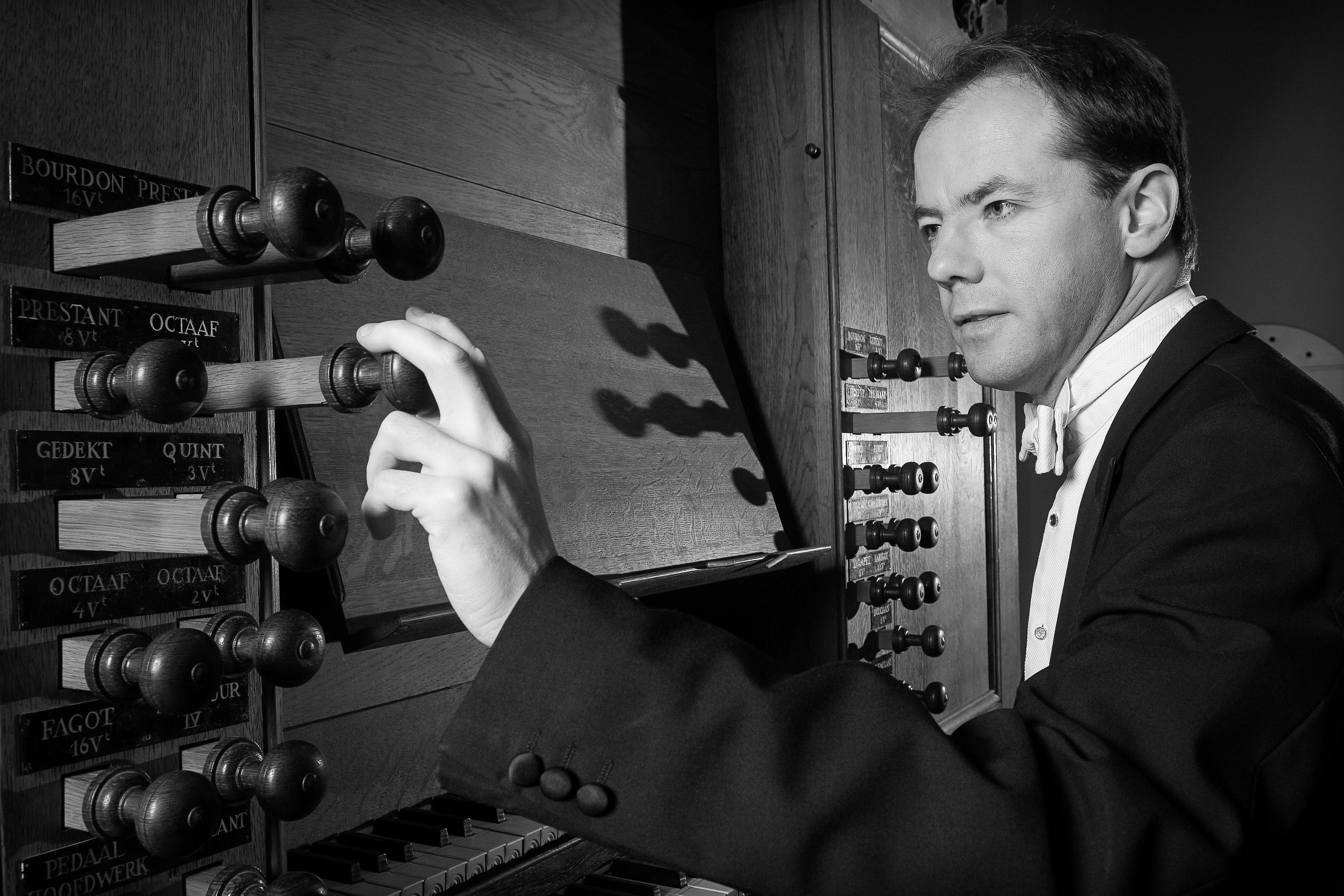 David Goode, Organist