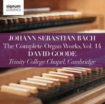 David Goode Complete Bach vol 14