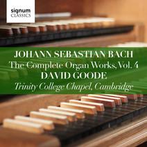 David Goode Complete Bach vol.4