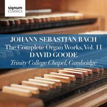 David Goode Complete Bach vol 11