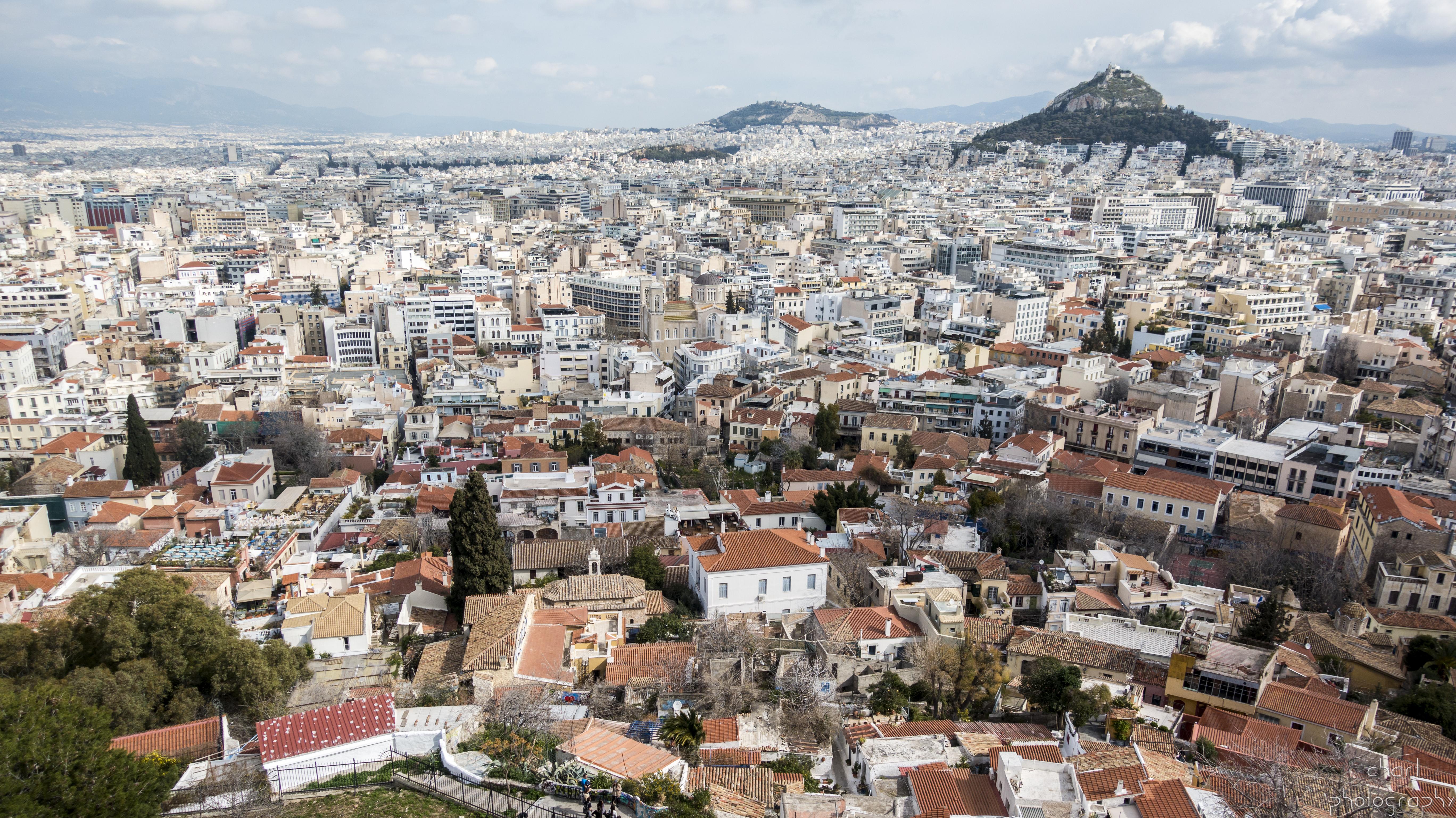 Chart Photography Grèce