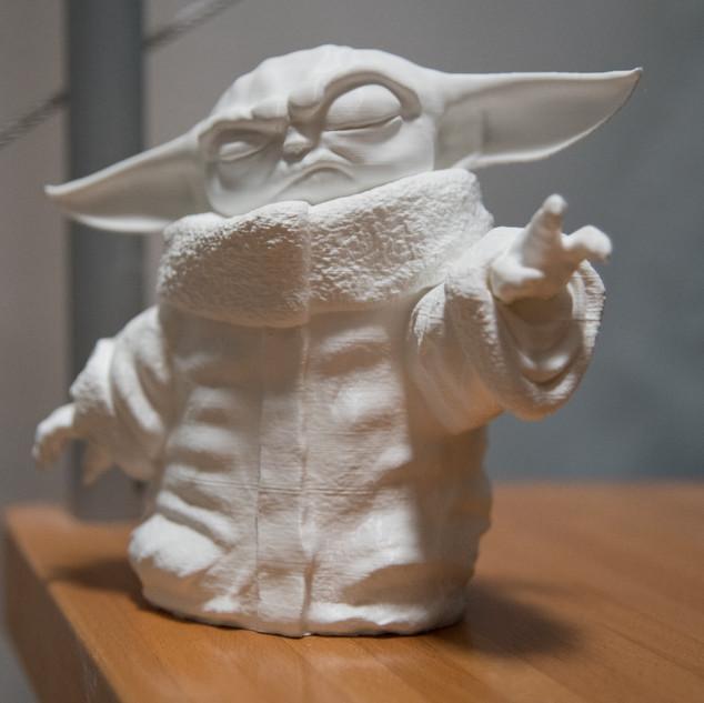 The Kid - Baby Yoda