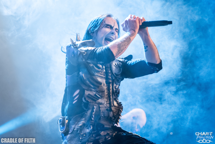 2018.02.14 - CRADLE OF FILTH - Le Fil