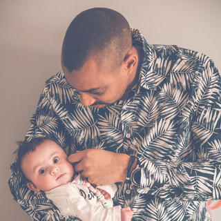 séance papa bébé