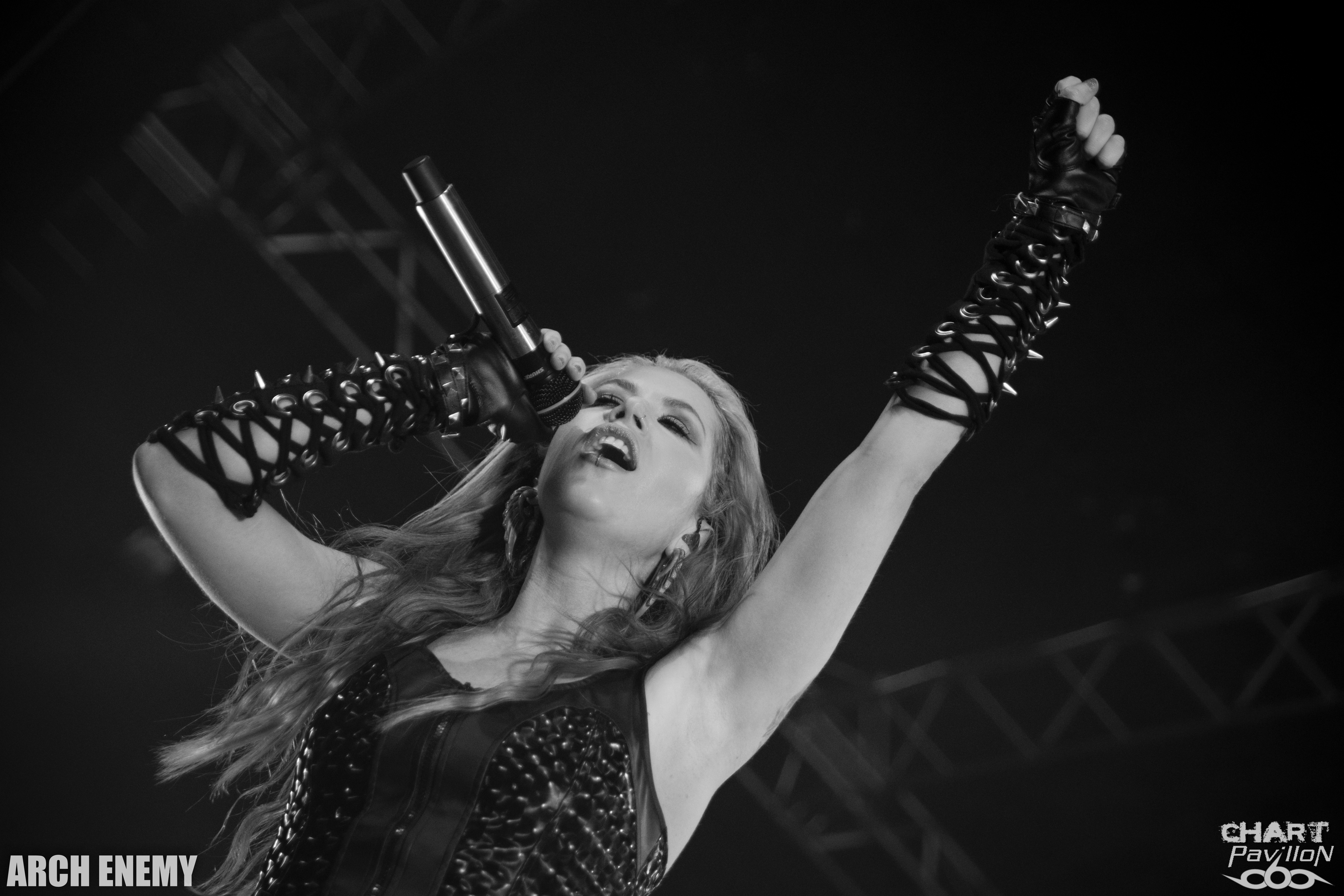 ARCH ENEMY - Lyon - Chat Photography