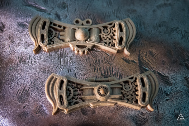 Noeud Papillon Steampunk