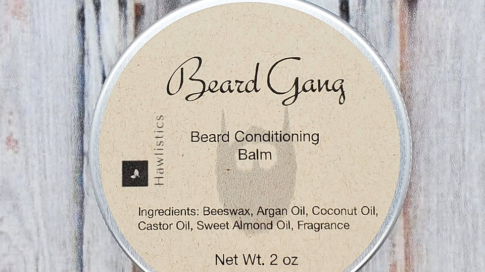 Beard Gang Balm