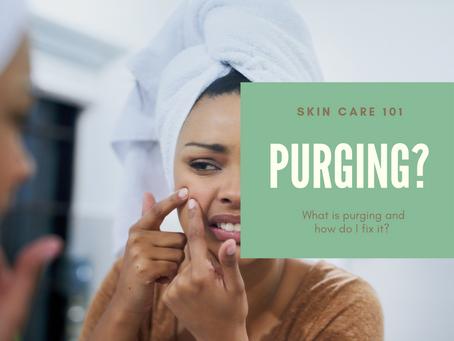 Skin Purging 101