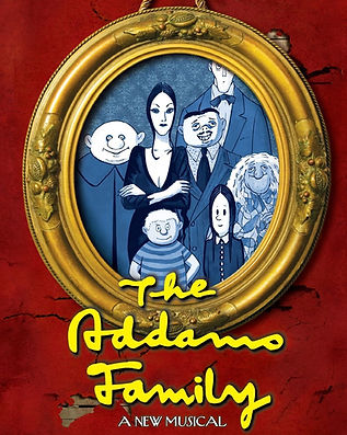 The Addams Family Graphic