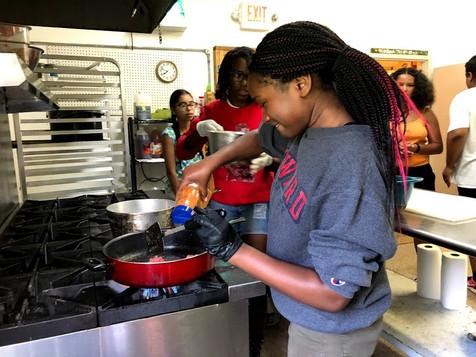 Girls Iron Chef 2 2019