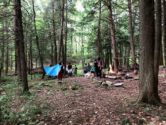 Boys | Camping Trip