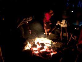 Boys | Campfire