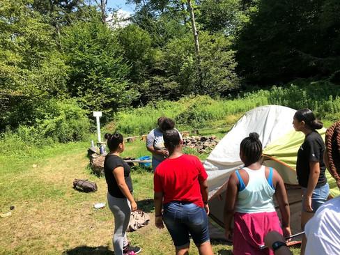 Girls Camping Prep 2019