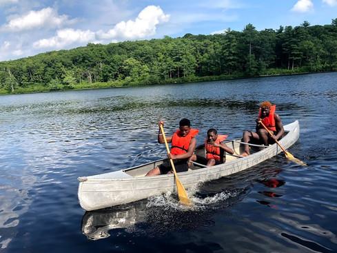Boys | Canoeing