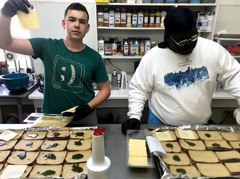 Boys | Iron Chef-2019
