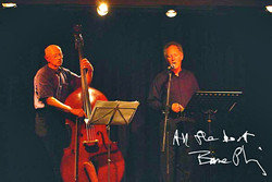 With Barre Phillips