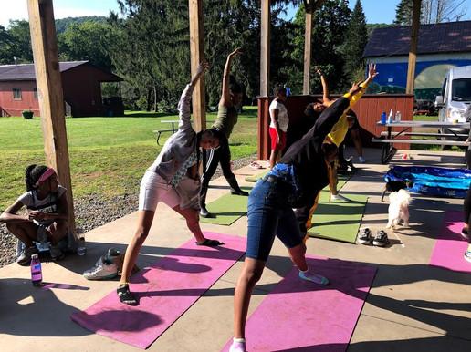 Girls Yoga 2019