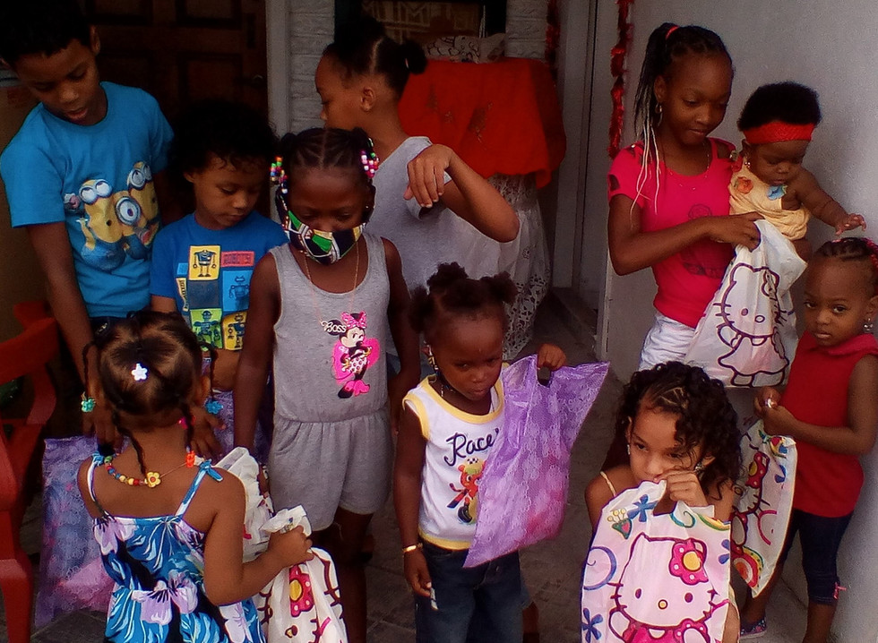 Annual Toy Giveaway 2020