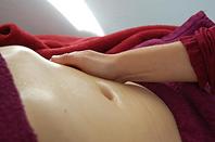 Therapeutische Frauen-Massage