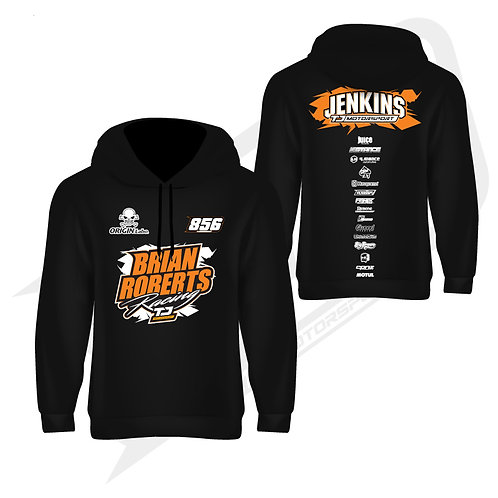 BR Racing | Team Jenkins Motorsport Crew Hoodie
