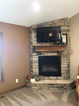 Fireplace