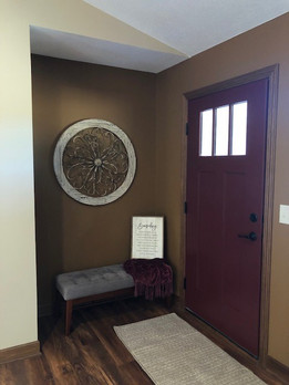Front Entry Nook