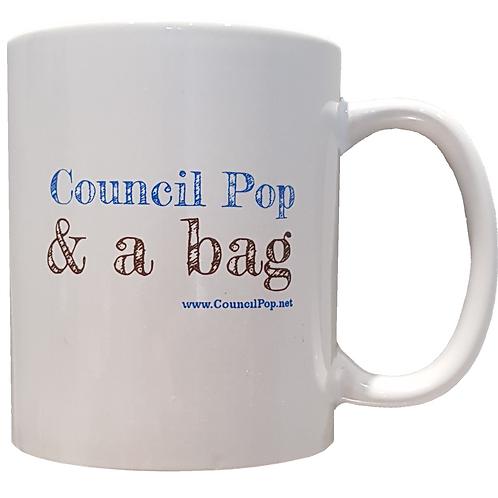 Council Pop & a bag Mug