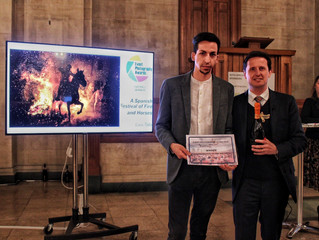 Interview with 2017 Winner, Luis Tato