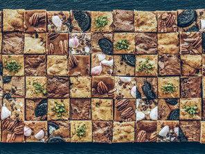 Brownie Choices by Deb Porter