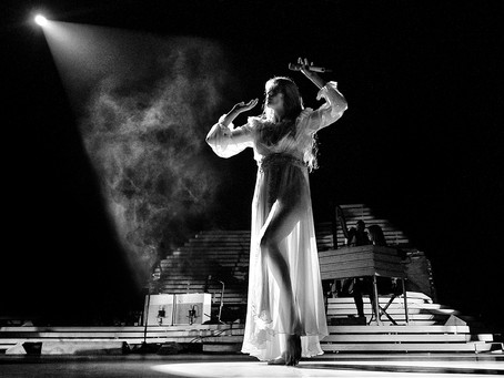 Florence and The Machine by Katja Ogrin