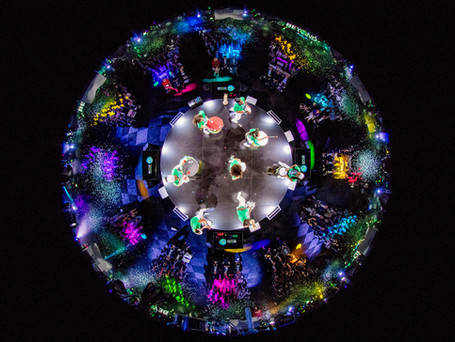 Fisheye View by Vicki Couchman