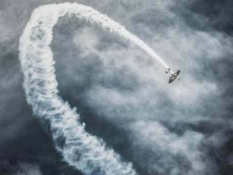 Trail Of Smoke by Yancho Sabev