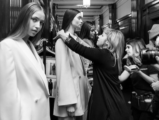 Laura De Meo  Muses over Photographing  Fashion Events