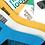 Thumbnail: ถุงเท้าสตรีทแฟชั่น Barcode