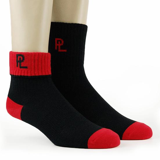 ถุงเท้าสตรีทแฟชั่น Flip Color-Up