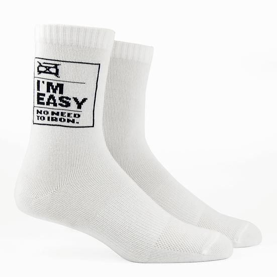 ถุงเท้าสตรีทแฟชั่น I'M Easy