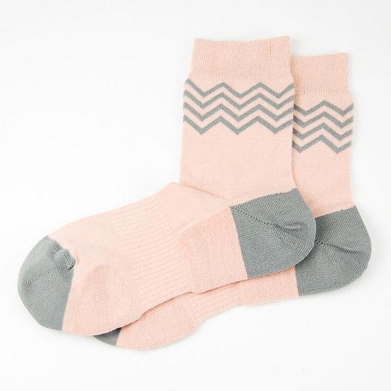 Comfy women socks - Chevron Stripe