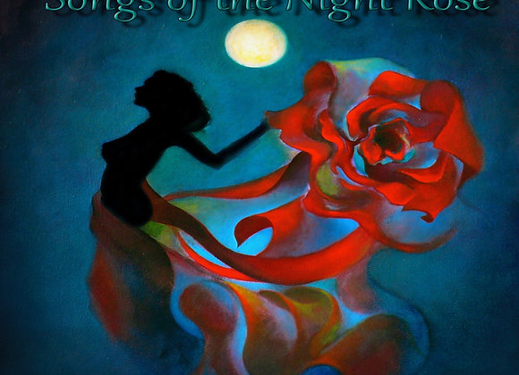Songs of the Night Rose (sticker)