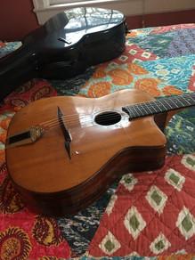 Olivier Marin Guitar