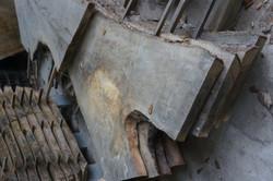 Drying of Oak Crotch Wood