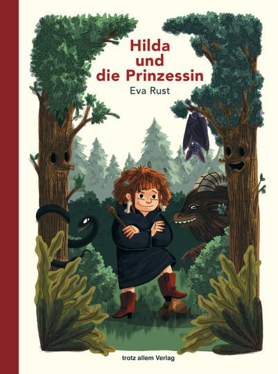 Buchcover Hilda