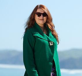 ESFNZ Cheryl Reynolds, Inaugural Chief Executive, Endangered Species Foundation of New Zea