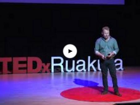 Regenerative Environmental Pioneer - TedX Talk by Stu Muir