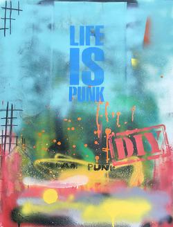 Life is Punk