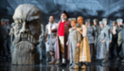 Welsh National Opera Guillaume Tel Production